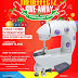 FREE!!!! WIN A BRAND NEW MINI-SEWING MACHINE