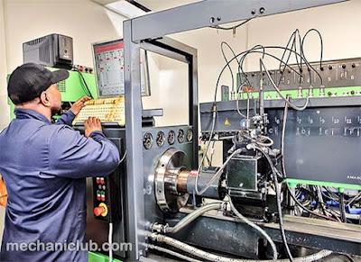 تحميل كتاب جهاز إختبار مضخات حقن الوقود الديزل PDF