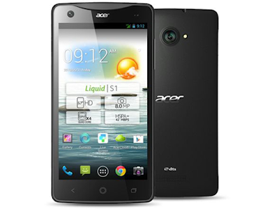 Acer Liquid S1 S510 Firmware Update Download