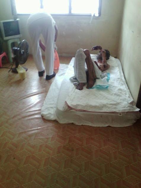 Pesakit HIV Dihurung Ulat, Jiran Tak Tahan Bau Busuk