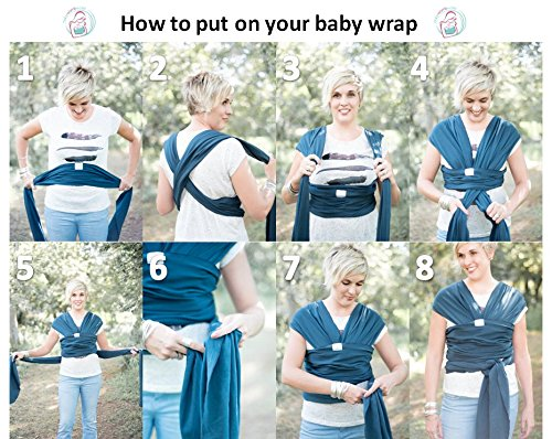 Not Just Another Southern Gal Baby Womb World Baby Wrap