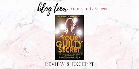 Blog Tour: Your Guilty Secret