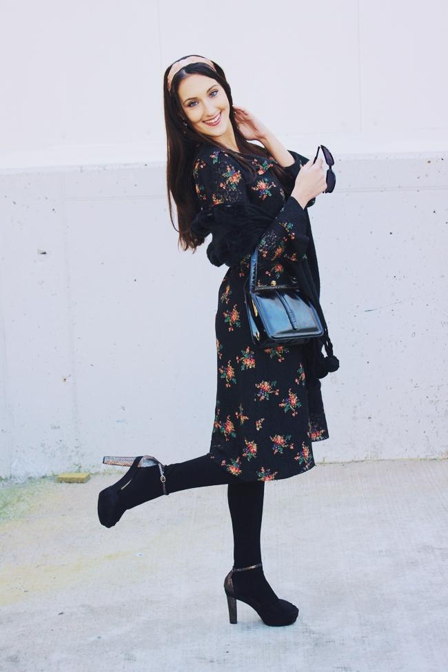 Dolce & Gabbana D&G lace inspired dress