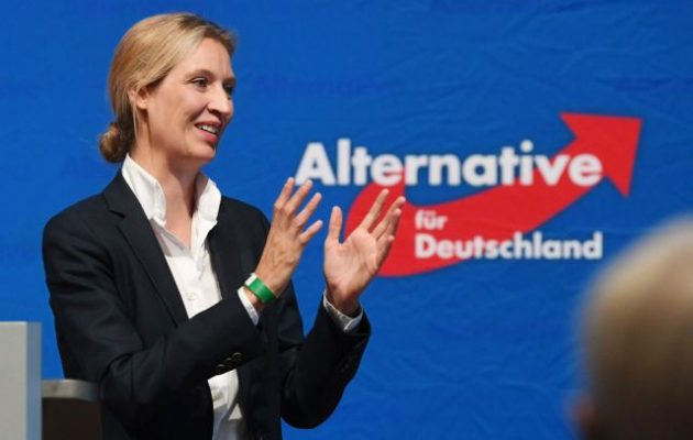 Πανικόβλητοι οι Εβραίοι από την εκλογική επιτυχία του AfD στις γερμανικές εκλογές!!
