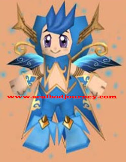 Blue Fairy Dryad Seal Online BoD