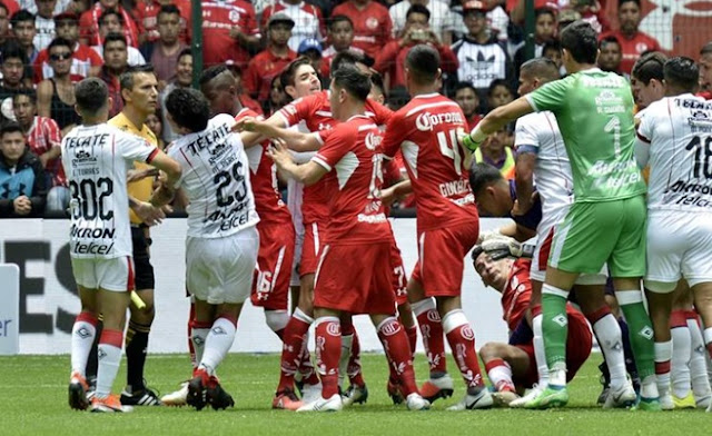 Diablos, rojos, chivas, Guadalajara,