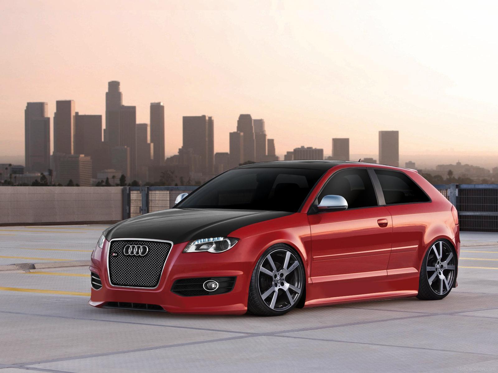 Auto Galeria: Audi S3, Samochody, Tuning, Tapety