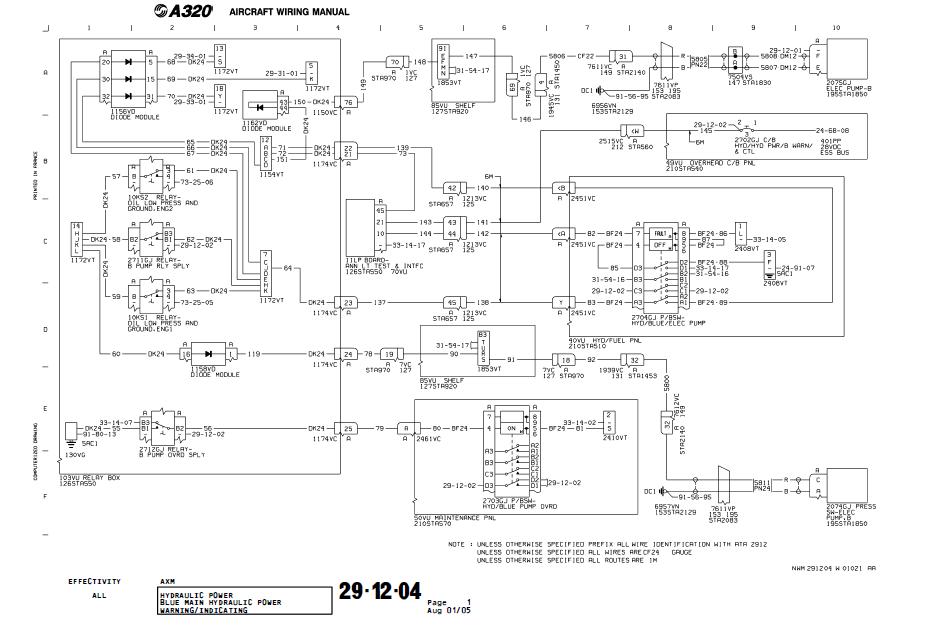 honda motorcycle wiring diagram symbols 2006 ford f150 trailer 28 images a320 ata29 part 66 virtual school aircraft and schematic diagrams
