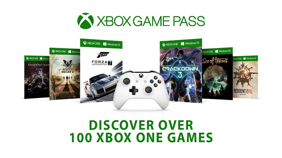 xbox game pass list february 2018