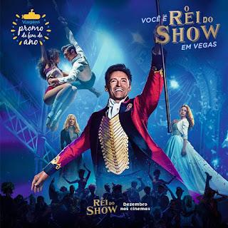 Promoção O Rei do Show em Vegas