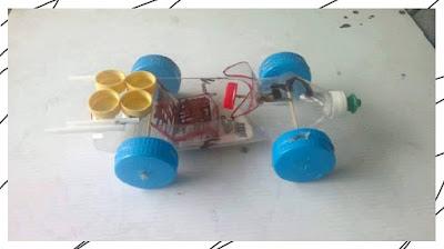 DIY ไอเดียงานประดิษฐ์จากขวดพลาสติก