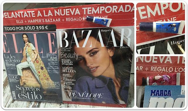 Regalos Revistas Febrero 2016 - Elle