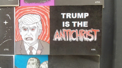 Trump Is The Antichrist Chick tract