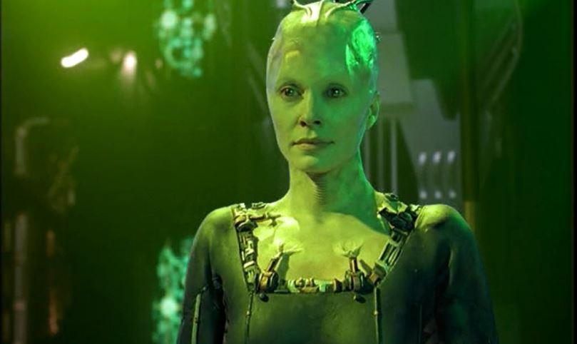 Rainha Borg - Jornada nas Estrelas: Primeiro Contato