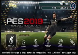 Download PES Chelito v6 Update 2019 ISO PPSSPP