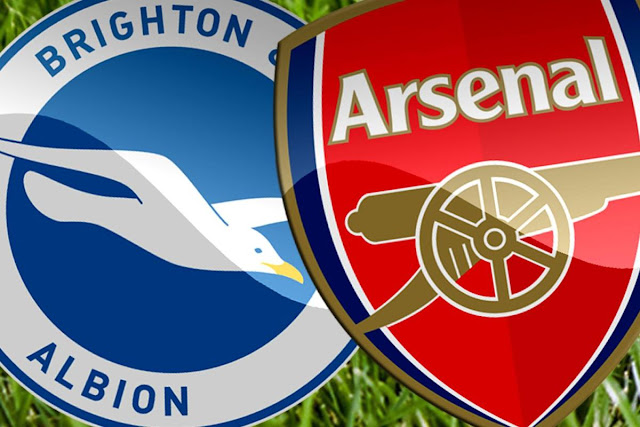 Brighton vs Arsenal - Video Highlights & Full Match