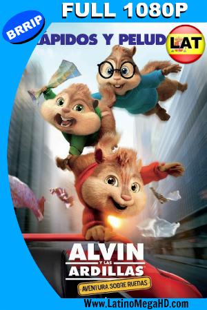 Alvin y las Ardillas: Aventura Sobre Ruedas (2015) Latino Full HD 1080P - 2015