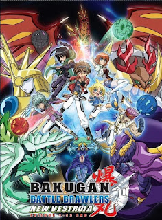 Bakugan Temporada 1 audio latino