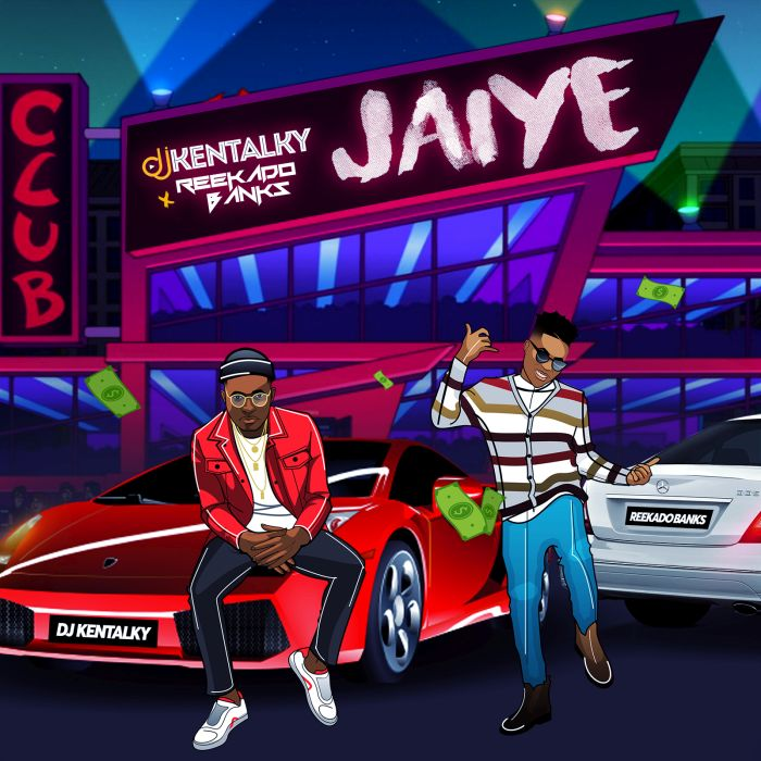 Kentalky-Reekado [Music] DJ Kentalky Ft. Reekado Banks – Jaiye