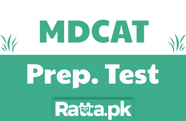 MDCAT Preparation Star Academy Zero Test Solved with Answers 2018