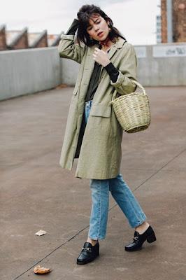 bolsa de palha no inverno