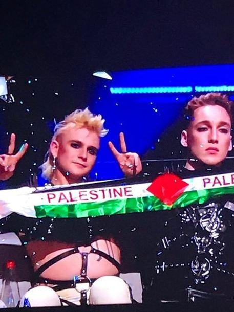 Eurovizijos išsigimimas. Kodėl žydai pirmauja diegiant lytinius iškrypimus?