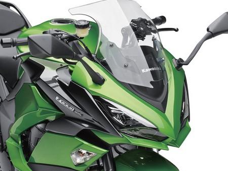 Spesifikasi Kawasaki Ninja 1000 2017