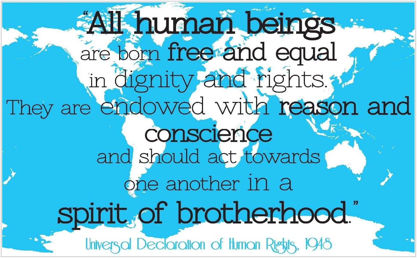 Human Rights Day Speech