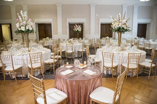 decoration mariage vignoble