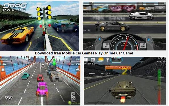 Play car games online no download