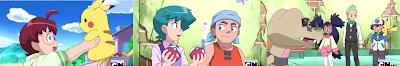 Pokemon Capitulo 17 Temporada 15 Enfrentando Al Bravucon