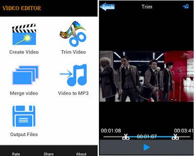 14+ Aplikasi Edit / Pembuat Video HP Android Terbaik Gratis Terbaru 3