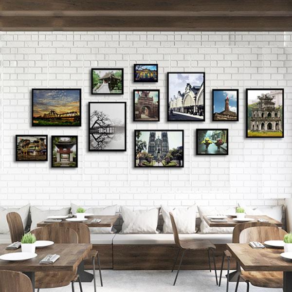 Trang trí homestay với tranh trèo tường homestay độc đáo, thu hút khác du lịch
