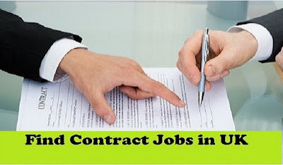 How to Find Contract Jobs in UK
