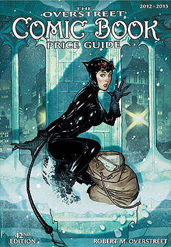 Overstreet Comic Book Price Guide digital edition released