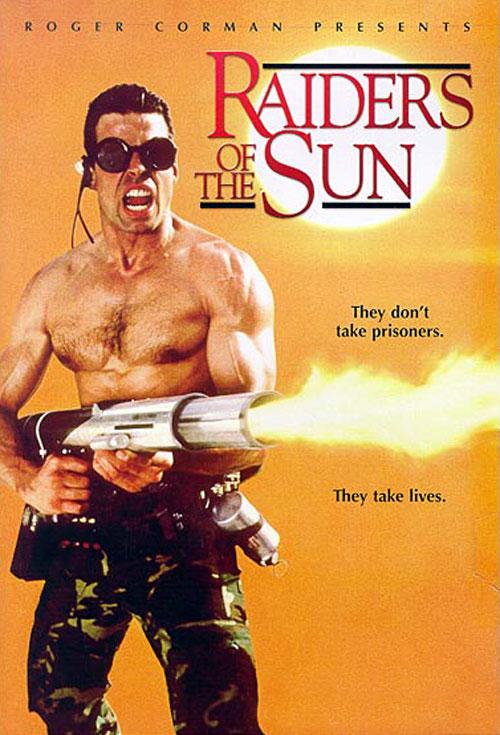 Raiders of the Sun movie
