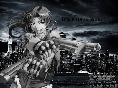 Download Anime Black Lagoon Season 2 BD 1-12 [END] + Bacth Subtitle Indonesia