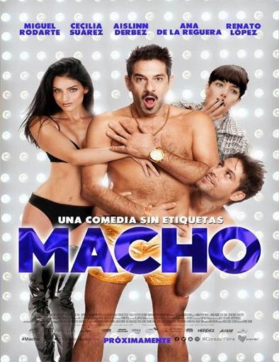 Ver Macho (2016) Online