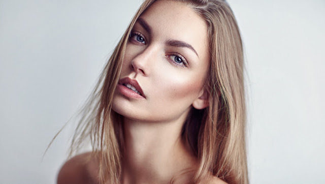 How to achieve the super hot no makeup look?