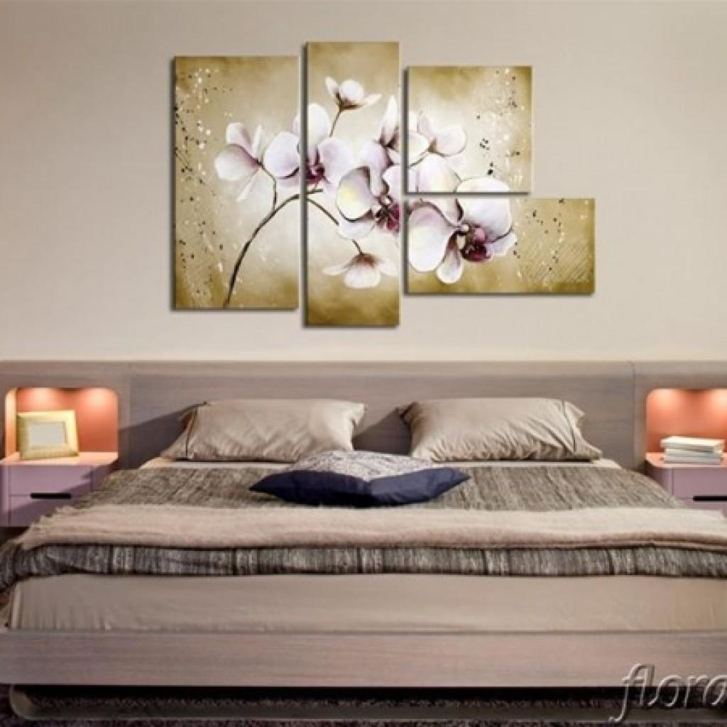 Decoraci n de casa u oficina cuadros dormitorio matrimonio - Cuadros para habitacion ...