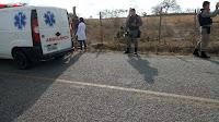 Homem morre após cair de carroceria de carro na cidade do Damião