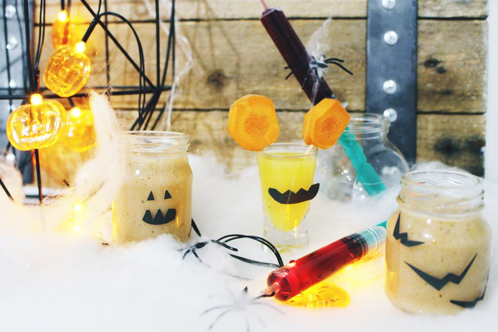 drinki na halloween