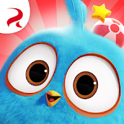 Playstore icon of Angry Birds Match