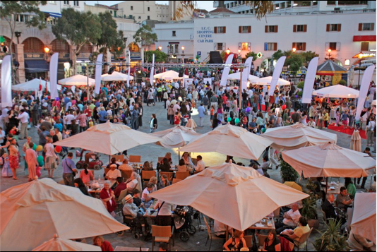 What Is The Food Spaniards Eat At The Festival