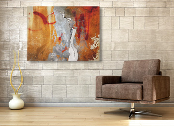 urban art, abstract art, urban decay, industrial abstract art, wall art, contemporary, artwork, Sam Freek, large art,