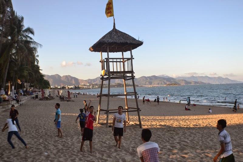 Na Trang, vietnam, plage