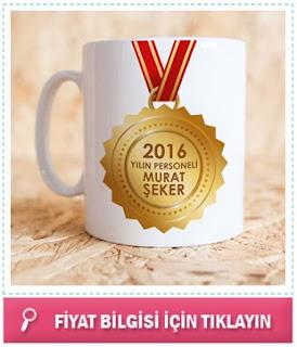 Yılın en iyi elemanı kupa bardak