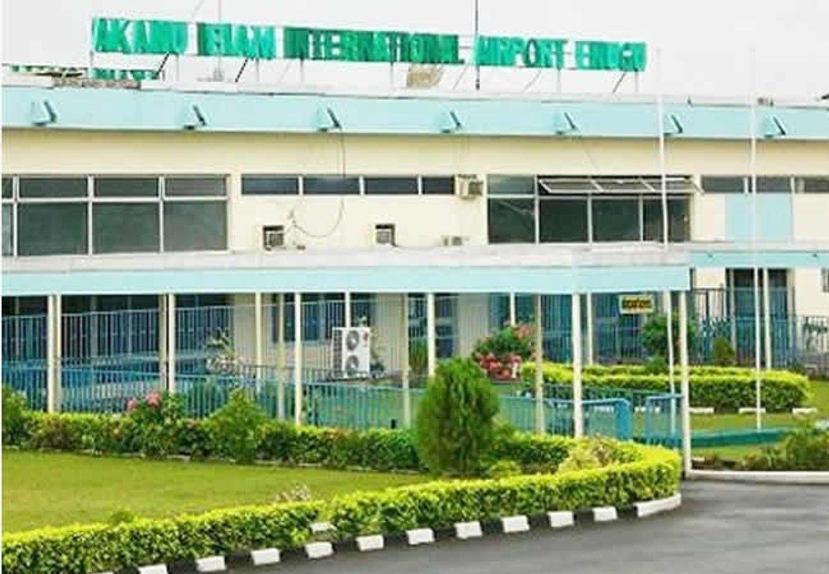 FG set to shut Enugu airport for safety reasons