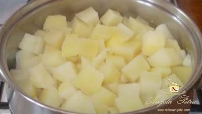 Cartofi taranesti - etapa 5