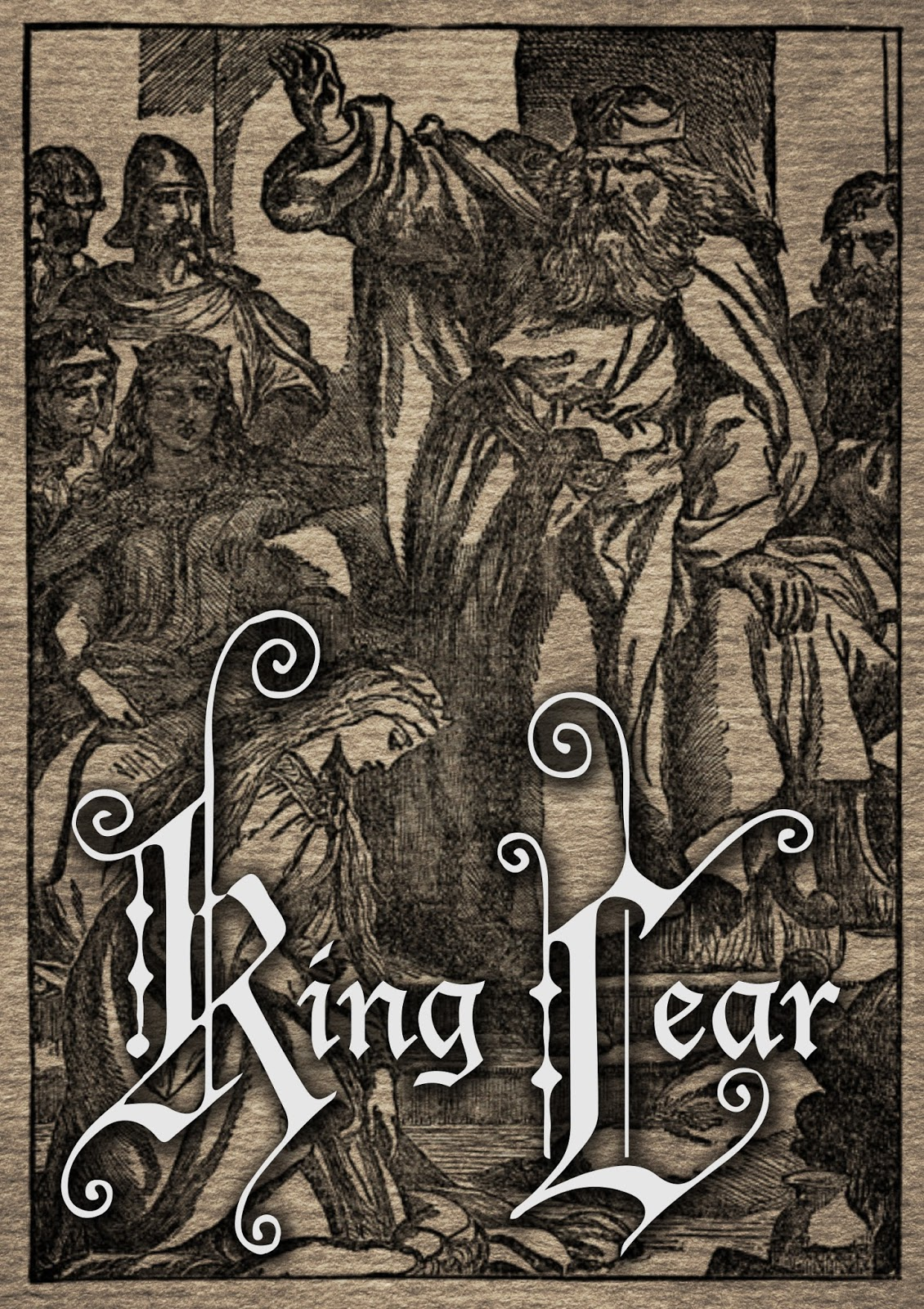 the acceptance of evil in king lear by william shakespeare King lear by: william shakespeare shakespeare's story of a king who divides his realm between his three daughters probes the depths of human suffering and despair.